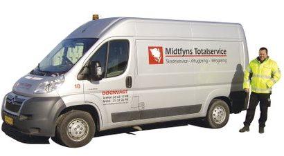 Rekordregnskab fra Midtfyns Totalservice