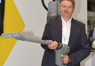 Effektiv og handy støvsuger fra Kärcher