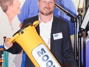 Diversey's nye Moon Beam ind på det danske marked