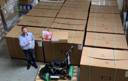 Dansk-amerikansk samarbejde om funklende gulve