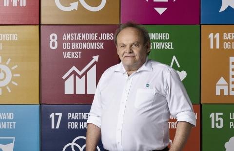 Forenede Service nomineret til international bæredygtighedspris