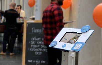Nets tester ansigtsbetaling i samarbejde med Kokkenes Køkken