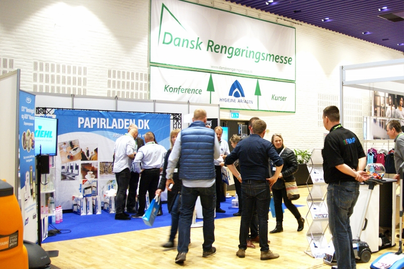 Rengøringsmesse sætter fokus på bæredygtighed og kvalitet