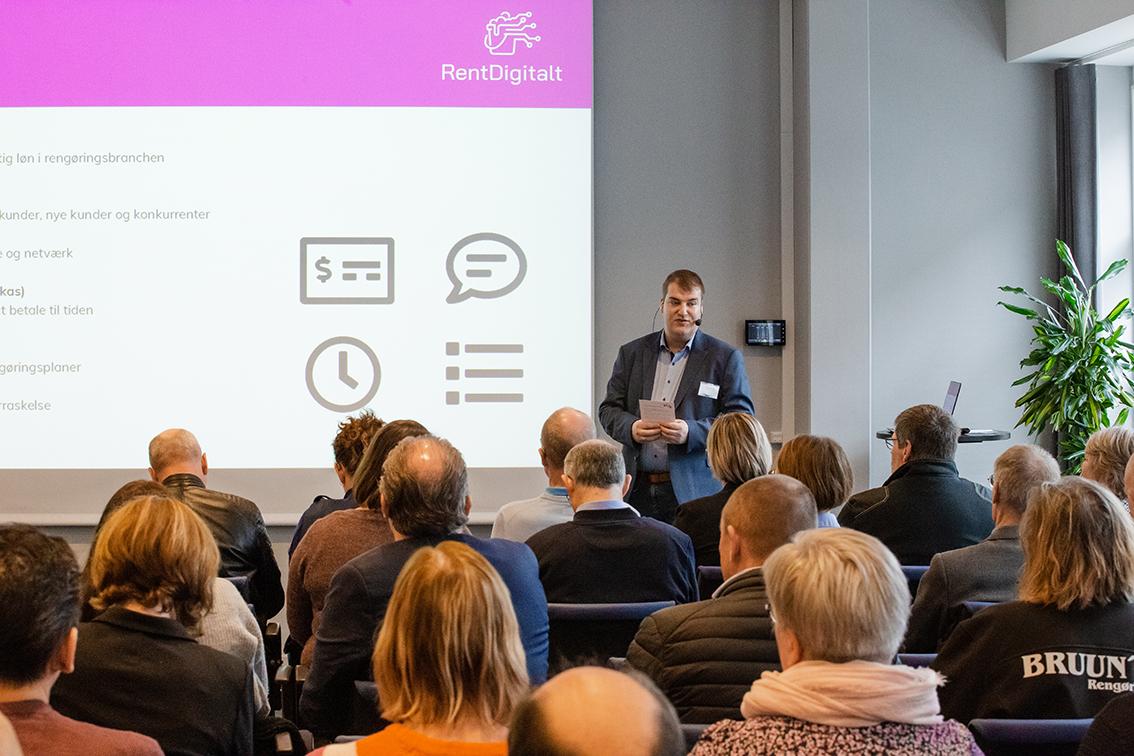 Seminar delte viden om digitale muligheder
